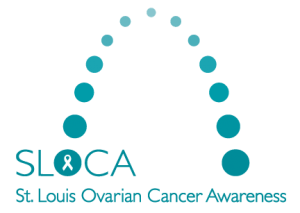 St. Louis Ovarian Cancer logo