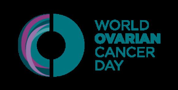 World Ovarian Cancer Day logo