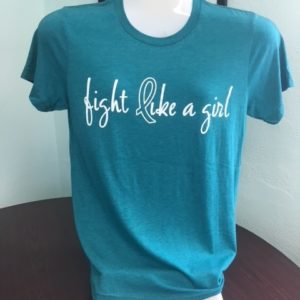 Fight Like a Girl Shirt