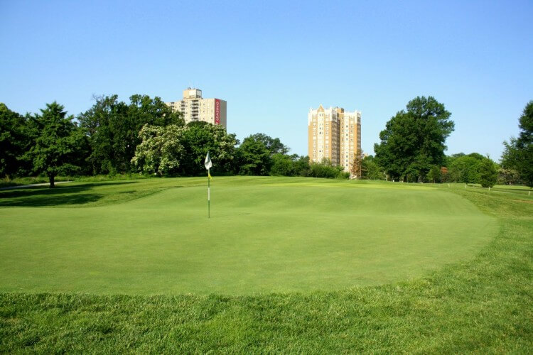 Forest Park Golf Course